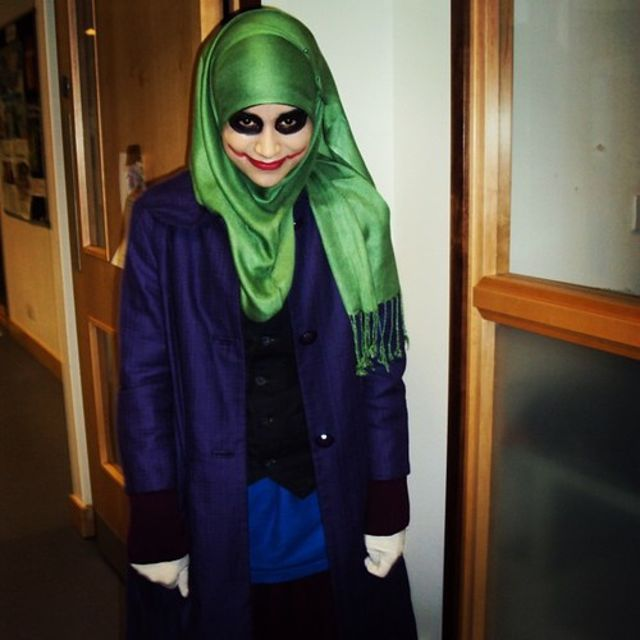 78+ images about Hijab Cosplay on Pinterest | Lais ribeiro ...