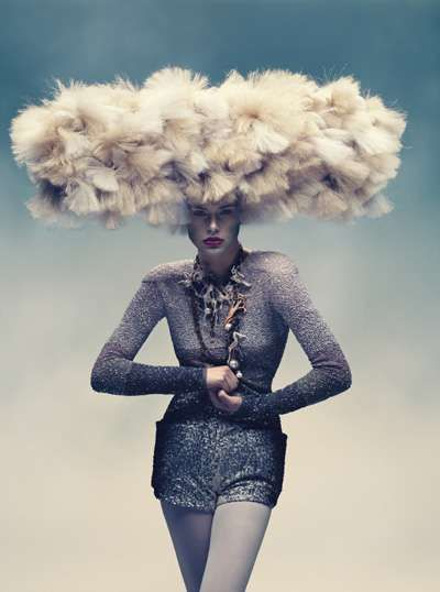 Wild Weave Editorials - The Creatures of the Deep Faint Magazine Photo Shoot is Artful (GALLERY)