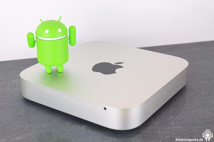 Im heutigen Teil des Macsperiments zeige ich euch, welche Software beziehungsweise welche Anwendungen ich als erstes auf dem Mac mini installiert habe. Insgesamt sind es 5 Programme.