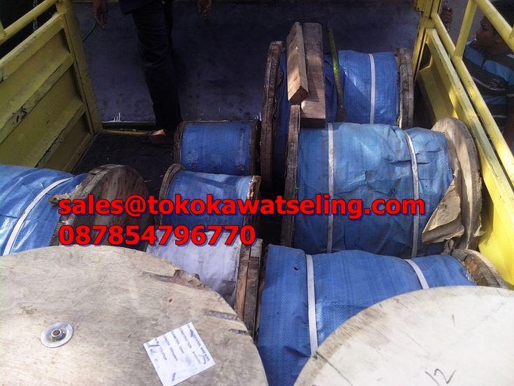 Pen jual kawat seling terlengkap dan termurah di indonesia (kawat seling)