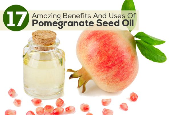 Pomegranate seed oil obtained by cold pressing of pomegranate fruit seeds is highly beneficial for medicinal & cosmetic purposes. Here are the benefits & used listed.