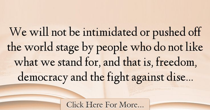 Madeleine Albright Quotes About Freedom - 24525
