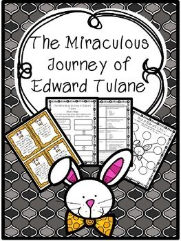 Teaching The Miraculous Journey of Edward Tulane by Kate DiCamillo