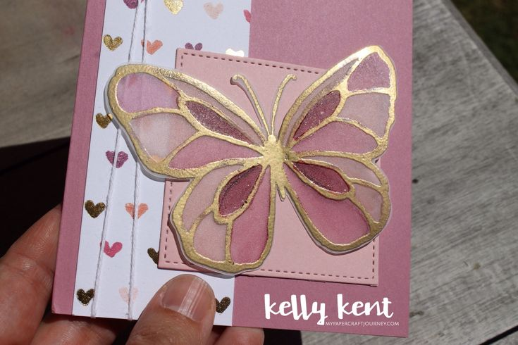 Beautiful Day, Butterfly, Butterflies, Stampin Up!