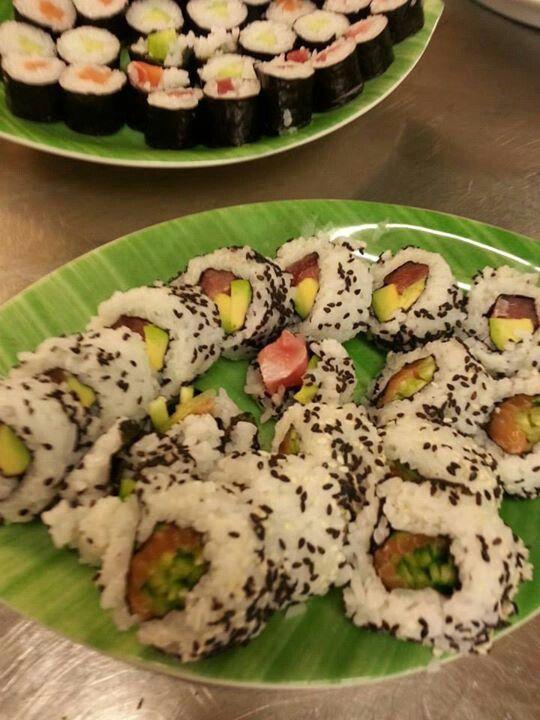 Circolo cibo e arte il sushi