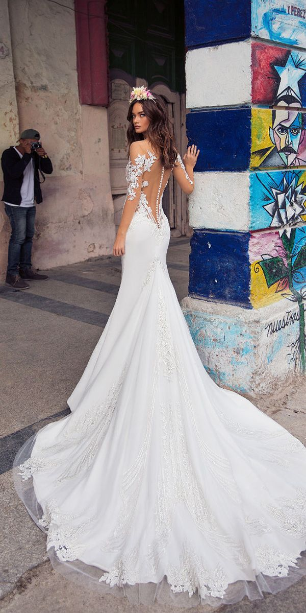 Lorenzo Rossi Wedding Dresses 2018 To Look A Diva  5851cef167c
