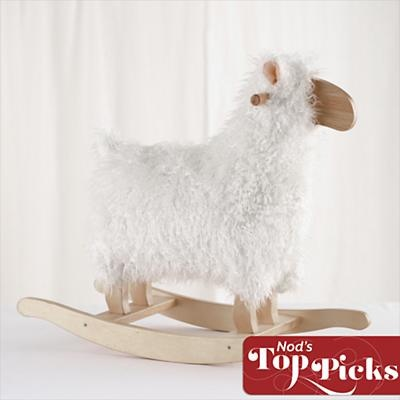 Kids Ride Ons Sheep Rocker In Holiday Sale Sheep Rocker