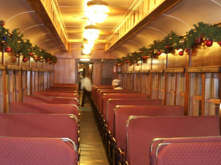 THE POLAR EXPRESS Train Ride | Great Smoky Mountain Railroad