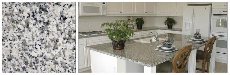 Bianco Sandro - Grobkörniger hellgrauer Granit, der als Dekorstein - küchenarbeitsplatten granit preise