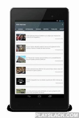 RSS Noticias - En Minutos  Android App - playslack.com , Aplicación que lee los feeds RSS del diario 20 MINUTOS España.Secciones:* ÚLTIMA HORA* NACIONAL* INTERNACIONAL* ECONOMIA* DEPORTES* TECNOLOGIA* GENTE/TV* MUSICA* CINE* MOTORFuncionalidades:* Comparte tus noticias preferidas a través de distintas vias* Contáctanos si tienes alguna duda, queja o sugerencia directamente desde la app* Mira lo que han opinado otros en cada noticiaAcerca de:RSS NOTICIAS es un lector de feeds RSS para…