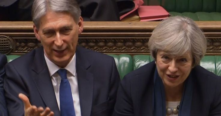 Philip Hammond shot himself in the spreadsheet with Grafters Tax - now Labour has a huge opportunity - Mirror.co.uk