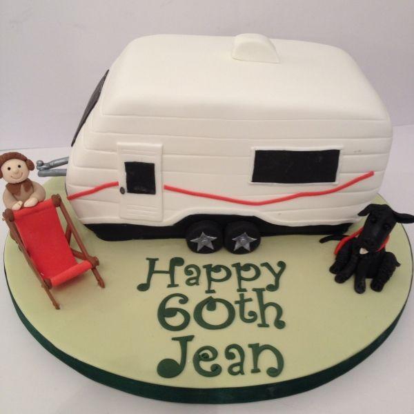 Cake Decoration Caravan : 16 Best images about Dad s 60th Cake Ideas on Pinterest ...
