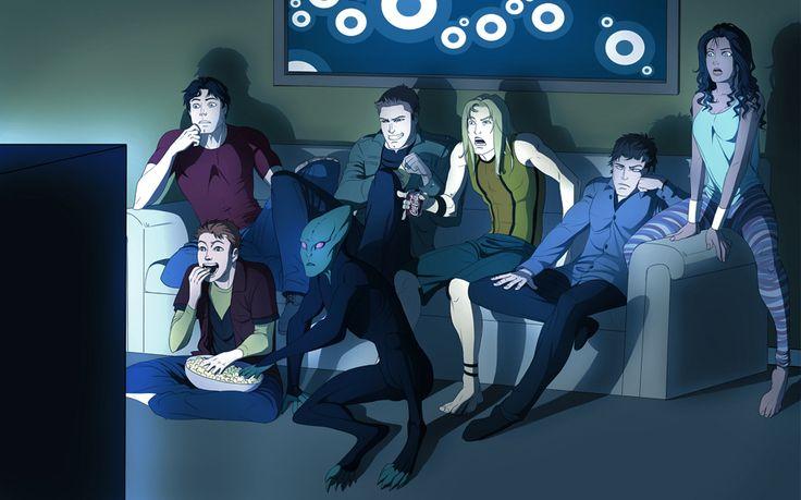 """Justice Movie Night"" by Diniece Henderson"