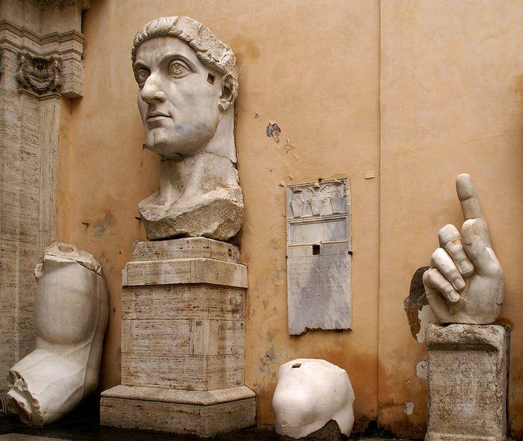 Rom 2012, Musei Capitolini (Kapitolinische Museen)