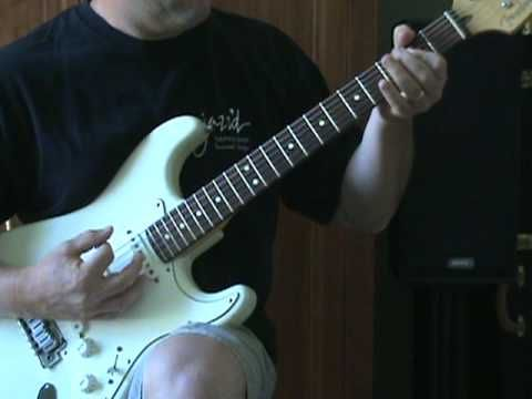 Free Ride/Edgar Winter Group (tutorial) - cover by Tonedr