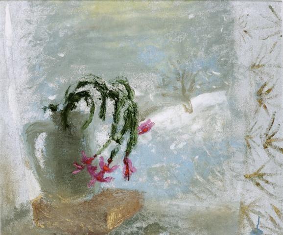 Winter Cactus | Winifred Nicholson