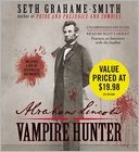 I am not a fan of Historical fiction normally, but Abraham Lincoln as a vampire hunter. How could I not read it? Anyways, overall I found it very interesting and kind of liked it.