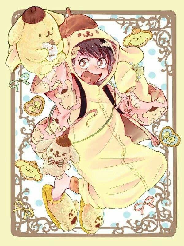 Osomatsu-san- Jyushimatsu #Anime「♡」 San-x/ Sanrio