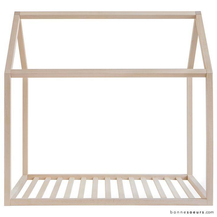 bonnesoeurs design lit maison detail 05 structure vue de cote