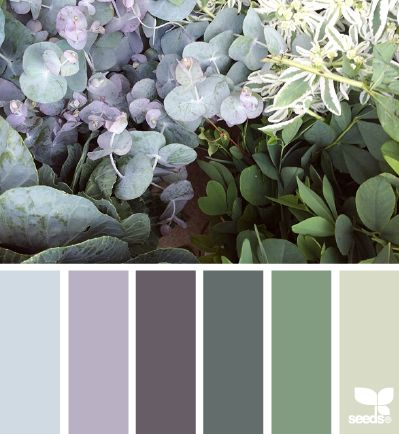 Nature tones..home office color inspiration