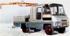 100%™ 1991-98 KAvZ 3278 Kurgan