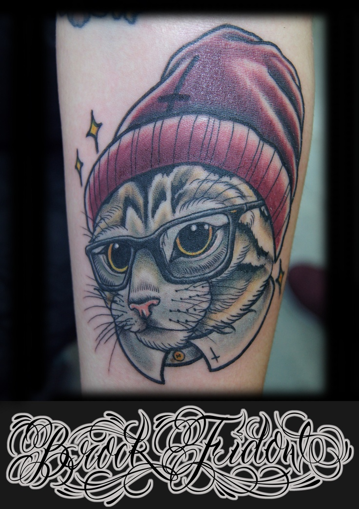 67 best images about tattoos that are just bad ass on for Cat asshole tattoo