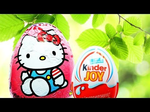 HELLO KITTY Surprise Eggs and Kinder Joy ÜEi GIRLS ONLY!!! - http://music.tronnixx.com/uncategorized/hello-kitty-surprise-eggs-and-kinder-joy-uei-girls-only/ - On Amazon: http://www.amazon.com/dp/B015MQEF2K