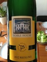 Noble House Riesling 2012 #wine #germany #riesling