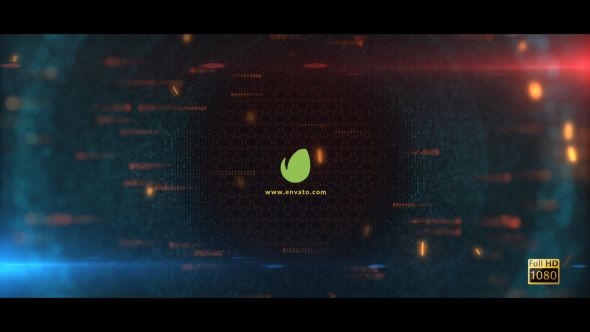 Digital Logo Opener (Miscellaneous) #Envato #Videohive #aftereffects