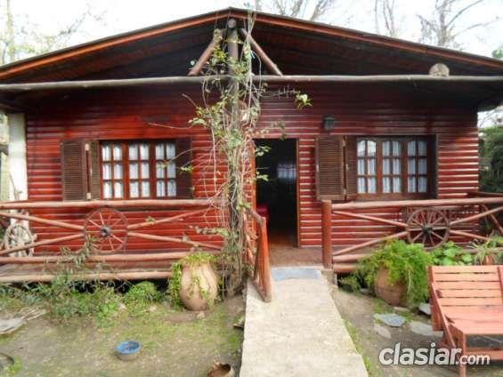 Cabaña 2 dormitorios con piscina en venta en Funes, Rosario, Santa Fe http://funes.clasiar.com/cabana-2-dormitorios-con-piscina-en-venta-en-funes-rosario-santa-fe-id-259954