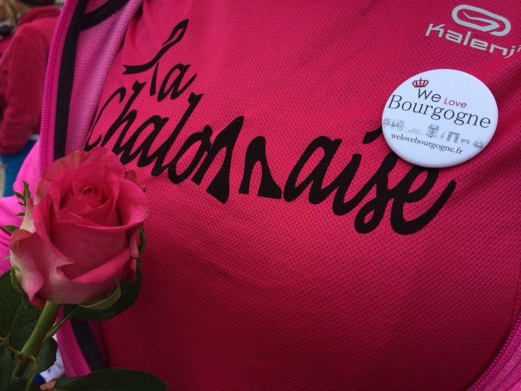 La Chalonnaise 2014, on y était ! LA course contre le cancer qui reverse tous ses bénéfices aux associations ! Bravo à Grand Chalon Athlétisme pour l'organisation ! À l'année prochaine ;-)