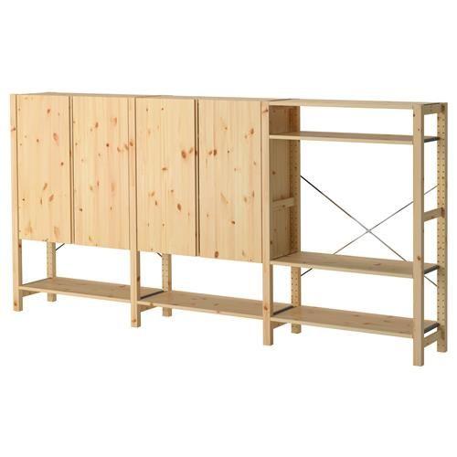 IVAR 3 τμήματα/ράφια/ντουλάπι - IKEA