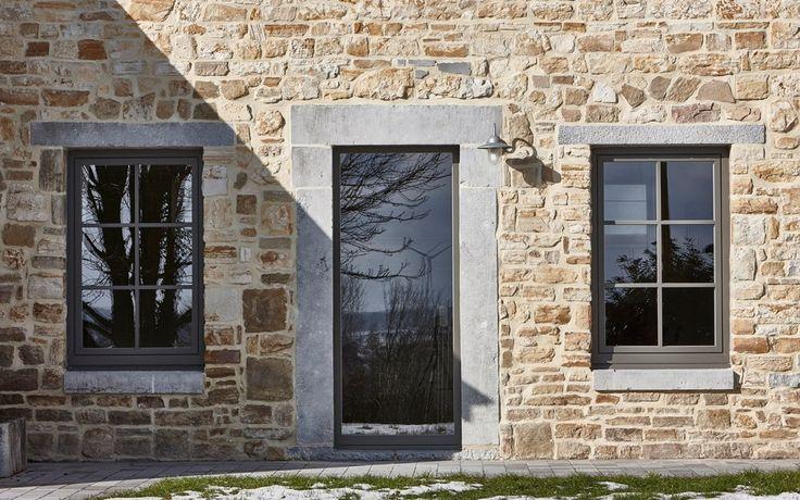 Renovatie met pvc ramen in Namen | Belisol