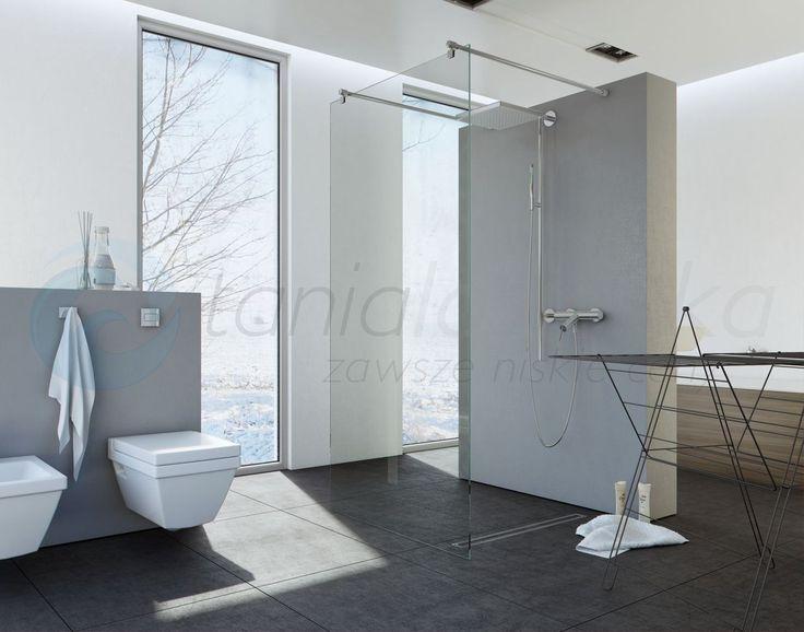 Ścianka prysznicowa WALK IN 120cm
