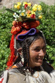 Brokpa People A Tribal Community In The Dha Hanu Valley Of Ladakh