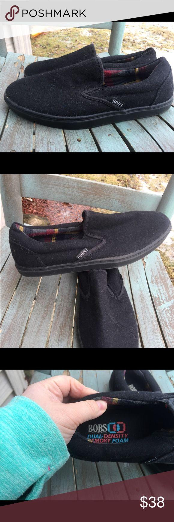 Men's Skechers Memory Foam Canvas Slip On's 9M EUC Men's Skechers Memory Foam Canvas Slip On's 9M EUC Skechers Shoes Sneakers