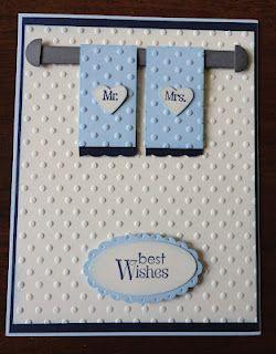 Indiana Inker - Wedding Card - Mr. & Mrs.