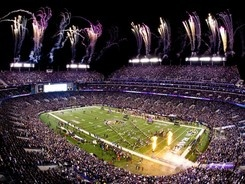 Baltimore Ravens, M Stadium