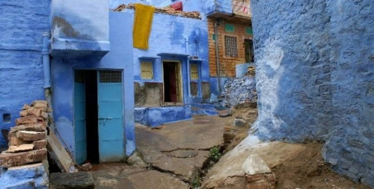 "Jodhpur, India    anyone else bit by the travel bug after watching ""The Fall""???"