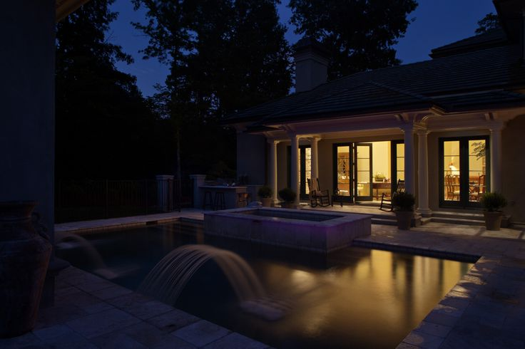 Pool Lighting Before And After : Best before after images on pinterest perspective