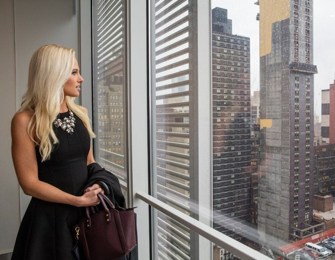 Ms. Lahren, who became a visible supporter of Donald J. Trump during the presidential campaign, has drawn the ire of critics who say her commentaries are often racist.