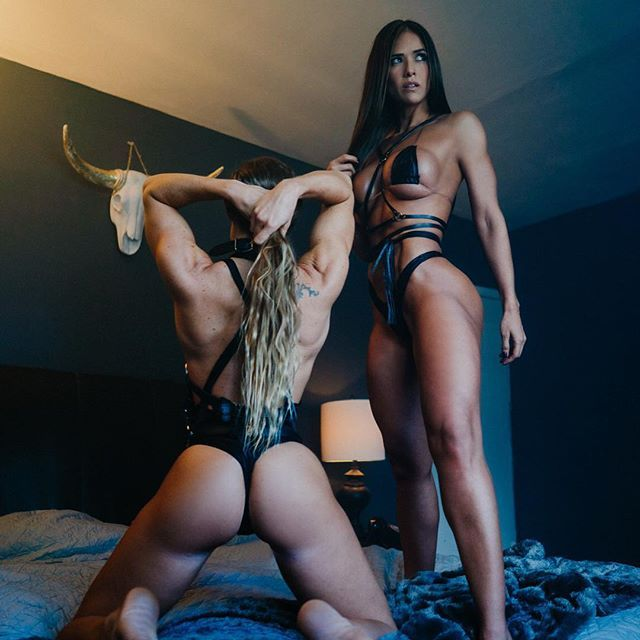Tatiana Naked Wrestling 42