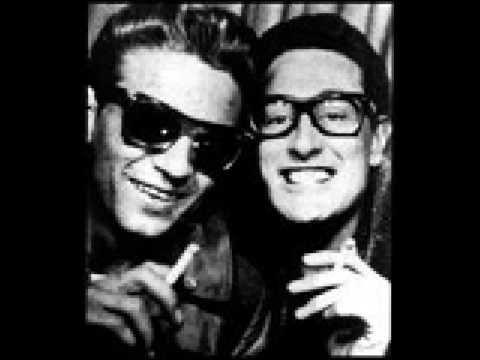 Waylon Jennings, Buddy Holly, and King Curtis - Jole Blon (1958)