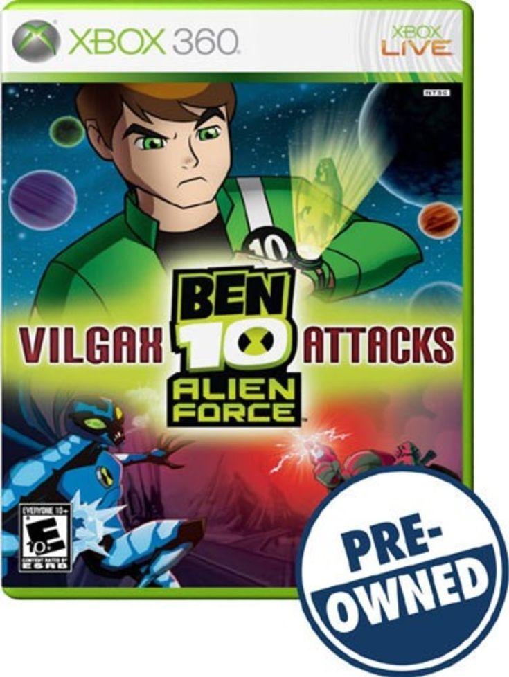 Ben 10 Alien Force: Vilgax Attacks — PRE-Owned - Xbox 360