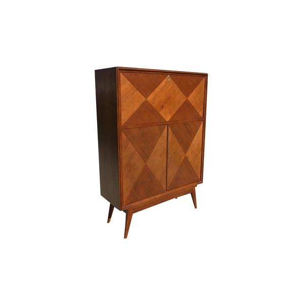 Former Furniture: 1950's Bar found on Polyvore