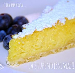 LA STUPENDISSIMA: TORTA LIMONE E COCCO