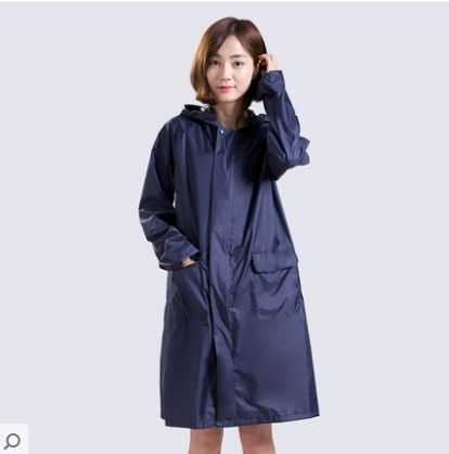 $34.12 (Buy here - https://alitems.com/g/1e8d114494b01f4c715516525dc3e8/?i=5&ulp=https%3A%2F%2Fwww.aliexpress.com%2Fitem%2FKorean-Style-burberry-womens-Long-Raincoats-Transparent-Plastic-Black-Edge-Trench-Woman-Cloak-Waterproof-Thickening-Overcoat%2F1997080943.html) 2006 New Fashion Women Trench Raincoat Woman Rain Coat Girl Light Portable capa de chuva impermeable rain suits regenjas coat