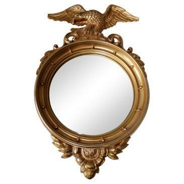 Check out this item at One Kings Lane! Federal Convex Mirror