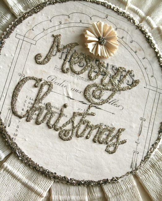 All that glitters...Silver Christmas, Crafts Ideas, Christmas Crafts, Cozy Winter, Christmas Embroidery, White Christmas, Christmas Decor, Christmas Ideas, Merry Christmas