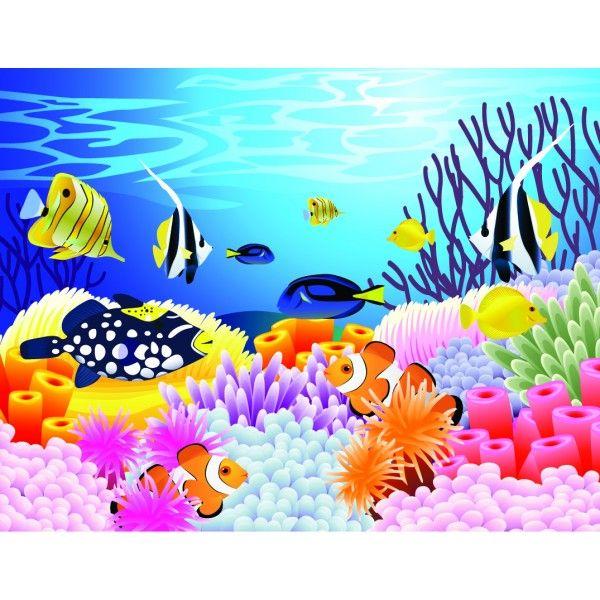 wallpaper ocean fishs
